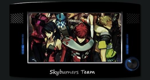 Skyburners Team Index du Forum