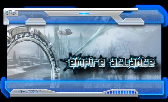 Empire Atlante Index du Forum