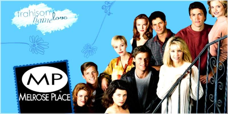 新飞跃情海 (Melrose Place) 第一季插曲原声