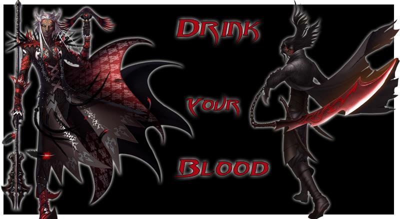 Drink Your Blood Index du Forum
