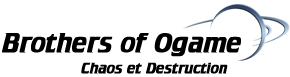 brothers of ogame - | - forum de l'alliance Index du Forum