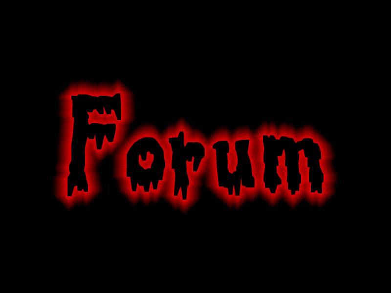 Sp3tr0m4ny Index du Forum