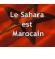 Le Sahara Marocain