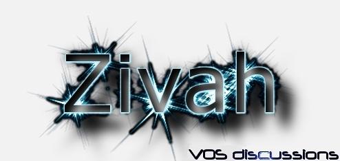 Bannière Zivah