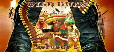 Wildguns SERVEUR 5 Index du Forum