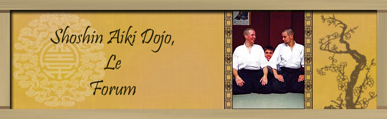 Aikido à Villeneuve d'Ascq Index du Forum