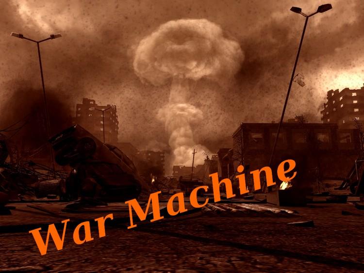 War Machine Index du Forum