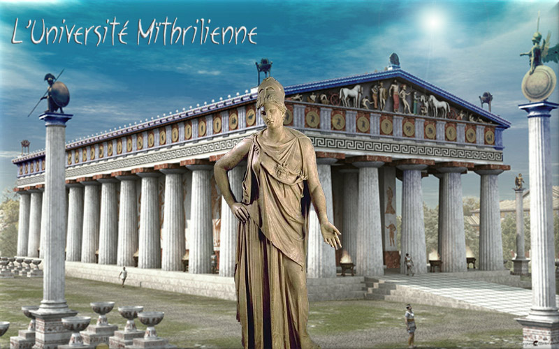L'alliance Les-Mithriliens Index du Forum