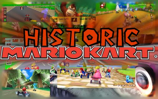 Historic Mario Kart Index du Forum