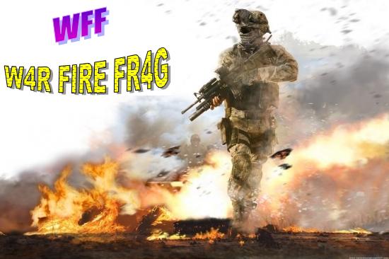 warfirefrag Index du Forum