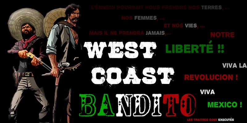 Les West Coast Bandito,  l'équipe la plus mexicaine de l'ouest Index du Forum