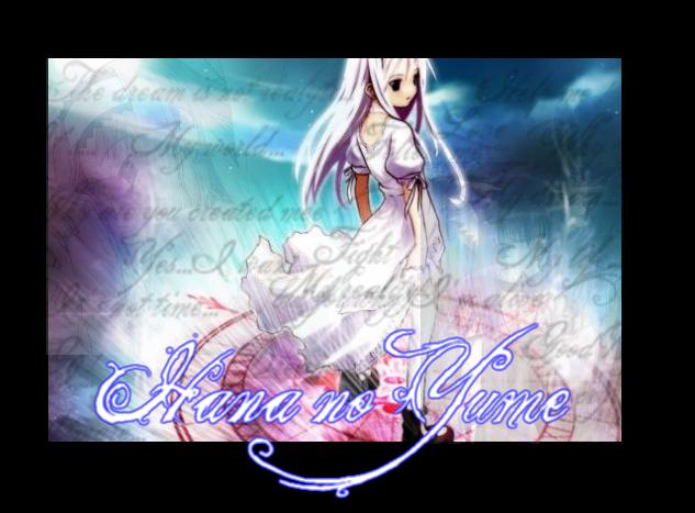 Hana No Yume Index du Forum