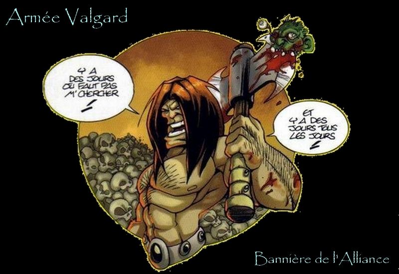 Valgard Index du Forum