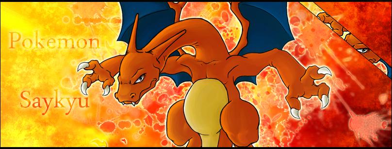 Pokémon SayKyu Index du Forum