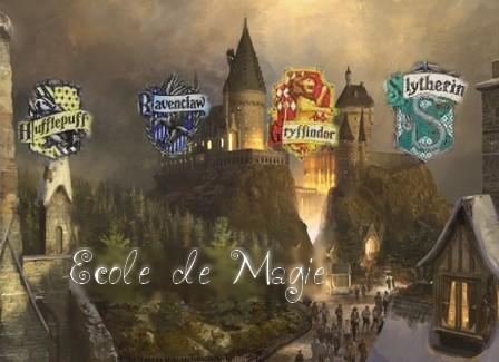 Ecole de Magie Index du Forum