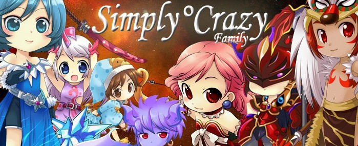Forum des Simply°Crazy Index du Forum