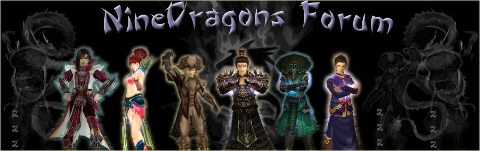 Nine Dragons Index du Forum