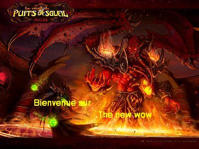 The New WoW Index du Forum