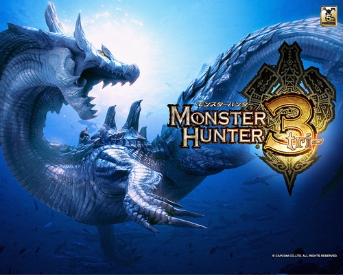 Monster Hunter 3 Forum Index