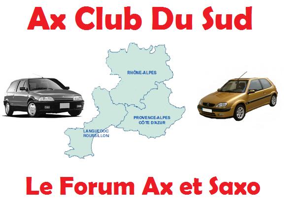 Ax Club du Sud Index du Forum