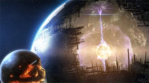 Sphère de Dyson