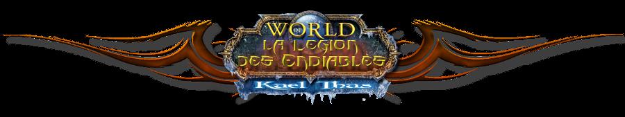 la Légion des Endiablés Index du Forum