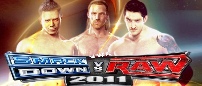 virtual wrestling alliance : monday night raw Index du Forum