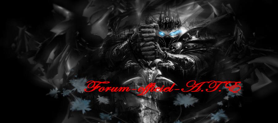 forum de l'armée des ténèbres elites Index du Forum