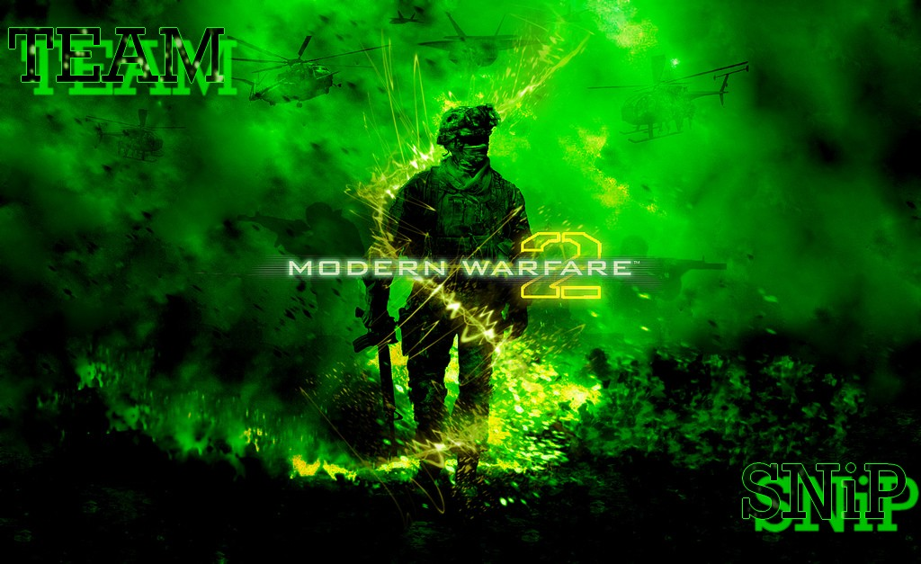 team snip modern warfare 2 Index du Forum