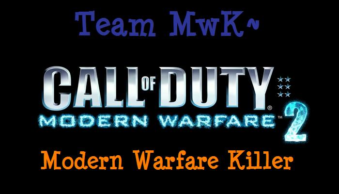 Team Modern Warfare Killer Index du Forum