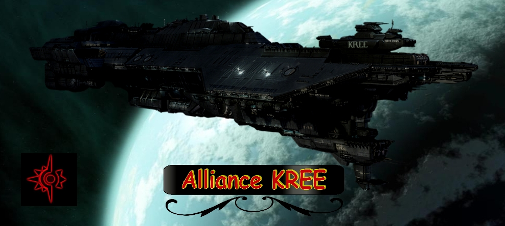 Alliance KREE Univers 58 Index du Forum