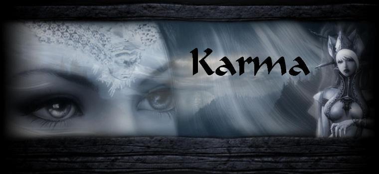 Karma Index du Forum