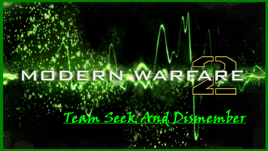 Team Seek And Dismember Index du Forum