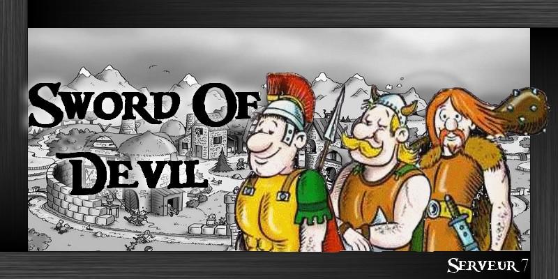 Sword Of Devil Index du Forum