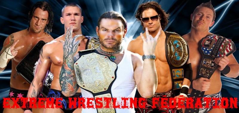 extreme wrestling fédération  Index du Forum