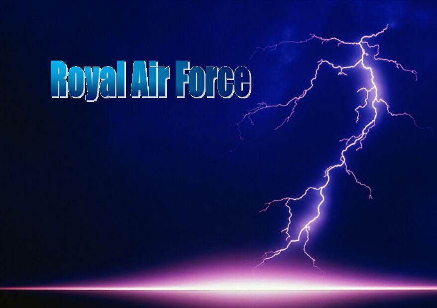 Royal Air Force Index du Forum