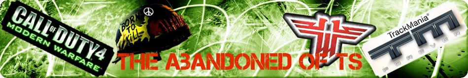 The Abandoned Of TS Index du Forum