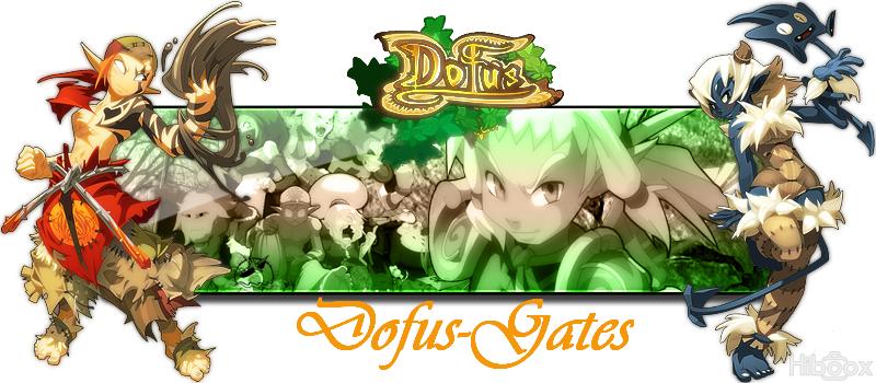 DofusGate (Autrement dit : La porte aux Dofus) Index du Forum