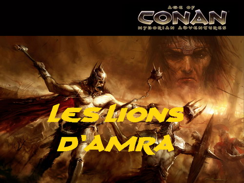 Les Lions d'Amra Index du Forum