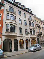 Rue Wafelaerts à Saint-Gilles